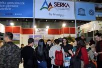 TÜRKIYE SEYAHAT ACENTALARı BIRLIĞI - SERKA, Travel Turkey İzmir Fuarı'nda Bölge İllerini Tanıttı