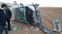 HABUR - Silopi'de Trafik Kazası Açıklaması 1 Yaralı