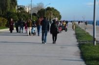 Sinop'ta Yazdan Kalma Gün