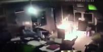 KOZALAK - Sobayı Yakmak İçin Benzin Döktü, Bir Anda Alevlerin Arasında Kaldı