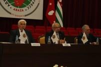 RUSYA FEDERASYONU - Sohum'da Dünya Abhaz-Abazin Birliği Kongresi Gerçekleştirildi