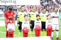 VOLKAN NARINÇ - Süper Lig Açıklaması Antalyaspor Açıklaması 0 - Gençlerbirliği Açıklaması 0 (İlk Yarı)