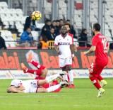 VOLKAN NARINÇ - Süper Lig Açıklaması Antalyaspor Açıklaması 1 - Gençlerbirliği Açıklaması 1 (Maç Sonucu)
