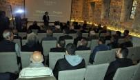 MITHAT YENIGÜN - Tasarım Vakfı Midyat'ta 'Biriz' Projesini Anlattı