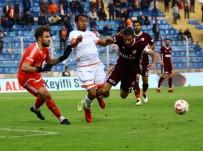 TATOS - TFF 1. Lig Açıklaması Adanaspor Açıklaması 2 - Elazığspor Açıklaması 2 (Maç Sonucu)