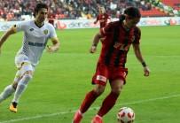 ALİHAN - TFF 1. Lig Açıklaması Gazişehir Gaziantep Açıklaması 2 - Ankaragücü Açıklaması 2