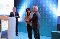 ÖDÜL TÖRENİ - Trabzon Büyükşehir Belediyesi'ne 'Çevre Ödülü'