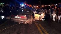 BİLAL YALÇIN - Trabzon'da Katliam Gibi Kaza Açıklaması 4 Ölü, 3 Yaralı