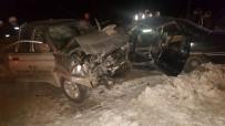 BİLAL YALÇIN - Trabzon'da Trafik Kazası Açıklaması 2 Ölü, 5 Yaralı