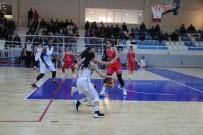 HOUSTON - Türkiye Kadınlar Basketbol Ligi Açıklaması Elazığ İl Özel İdare Açıklaması 71 - Mersin BŞB. Gelişim Açıklaması 62