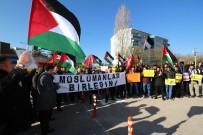 KıRıKKALE ÜNIVERSITESI - Üniversite Öğrencilerinden Trump'a Tepki