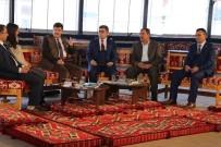 MEHMET NURİ ÇETİN - Varto Kaymakamı Çetin Projelerini Anlattı
