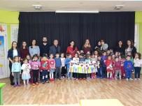 KARDEŞ OKUL - Vezirköprü'de 'Sevgi Engel Tanımaz' Etkinliği