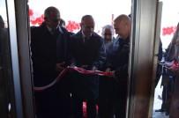 YANGIN TÜPÜ - Yüksekova'nın İlk Yangın Tüpü Dolum Tesisi Açıldı
