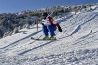 15 BİN KİŞİ - Zigana'da Kayak Sezonu Başladı