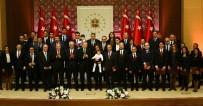 TÜRKIYE BILIMLER AKADEMISI - 2016 TÜBA Ödülleri