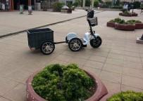 ELEKTRİKLİ BİSİKLET - 30 Kuruş İle 80 Kilometre Giden Yerli Elektrikli Bisiklet Üretildi