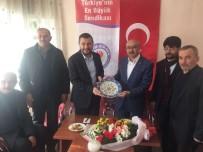 MUSTAFA ÖZDEMIR - Açıkgöz, 'Sendikalarımız Güçlü Türkiye İstiyor' Dedi