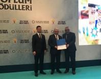 AK Parti'den Konya Şeker'e 'Farkındalık' Ödülü