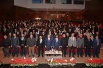 BILECIK MERKEZ - AK Parti Merkez İlçe Başkanlığı Ocak Ayı Danışma Meclisi İstişare Toplantısı