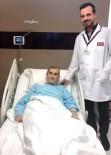 DAMAR TIKANIKLIĞI - Arnavut Hasta, Samsun'da Sağlığına Kavuştu