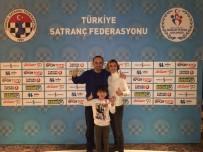 SATRANÇ FEDERASYONU - Aydın Bahçeşehir Koleji'nin Gururu Görkem Kırdök