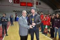 BASKETBOL KULÜBÜ - Basketbolda Ödül Töreni Yapıldı