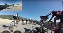CALIFORNIA - Bisiklet Yarışında Feci Kaza