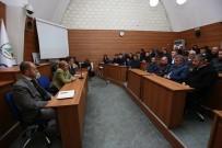 Bolu'da Özel Halk Otobüsleri Şoförlerine Kişisel Eğitim Verildi