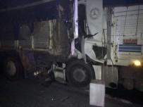 Bolu'da Trafik Kazası 2 Ölü, 2 Yaralı