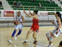 EUROLEAGUE - Bornova Beckerspor Farklı Yendi