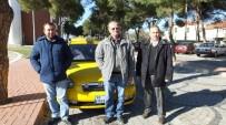 Burhaniyeli Taksiciler Yazı Bekliyor