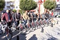 OBEZİTE - Büyükşehir'den Muhtarlara Bisiklet Jesti