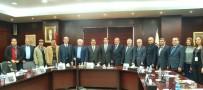 MEHMET GÖKDAĞ - CHP Heyetinden GTO Yönetimine Tebrik Ziyareti