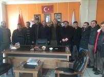 Çıldır AK Parti'den Baydar'a Ziyaret