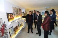 ERKMEN - Danimarka Büyükelçisi Olling, Sergi Açılışına Katıldı