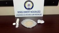 Denizli'de Uyuşturucu Operasyonuna 4 Tutuklama