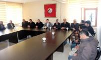 Diyadin'de Karla Mücadele Toplantısı