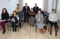 ENGELLİ MEMUR - Engelli Aday Memurlar Eğitime Başladı