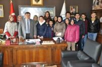 ERKMEN - Erkmen Belediyesi'nin Eğitim Yardımı Devam Ediyor