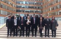 HUKUK FAKÜLTESI - Erzurum Barosunu Paris' Te Genel Sekreter Av. Şenpolat Temsil Etti