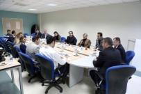 ERCIYES ÜNIVERSITESI - 'Fabrikada Buluşalım' Toplantılarının İlki Gerçekleştirildi