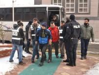 FETÖ'nün Askeri Okul Yapılanma 8 Kişi Tutuklama