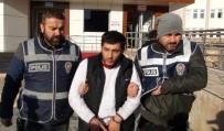 AKKENT - Gaziantep'te Sucuk Hırsızlığı Güvenlik Kamerasında