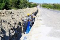KARAKURT - Honaz'ın 4 Mahallesinin İçme Suyu Çalışması Bitti