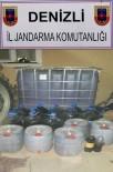 KOCABAŞ - Jandarma'dan Kaçak Sigara Ve İçki Operasyonu Açıklaması 4 Gözaltı
