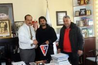 UŞAKSPOR - Karpuzlu Belediyespor'dan Başkan Ozan'a Galibiyet Sözü