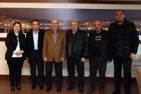 ALTıNOK ÖZ - Kartal Rizeliler Derneği'nden Başkan Altınok Öz'e Ziyaret