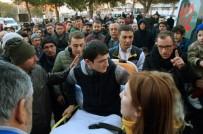 TAHIR ŞAHIN - Kayseri'deki Hain Saldırıda Yaralanan Asker Memleketinde Coşkuyla Karşılandı