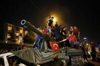 RESİM YARIŞMASI - Kepez Belediyesinden 15 Temmuz Konulu Resim Yarışması